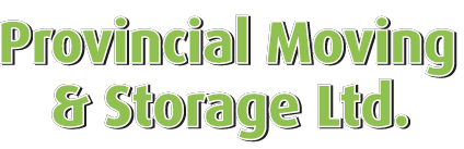 Provincial Moving & Storage Ltd